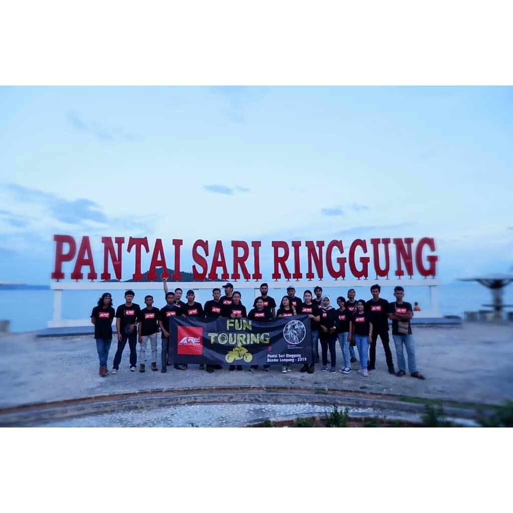 ARei Outdoor Gear Lampung Ajak Puluhan Bikers Fun Touring