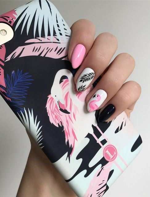 best nail art idea for this summer