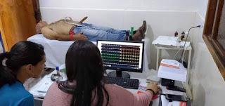 Eletrocardiograma, em Cascavel
