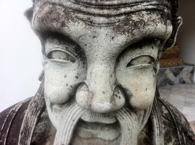 Esculturas de piedra llamativas