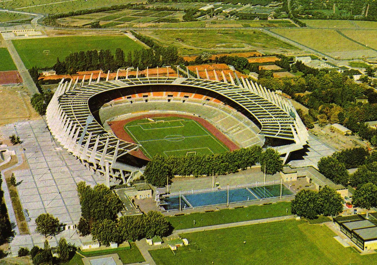 Volksparkstadion Heute
