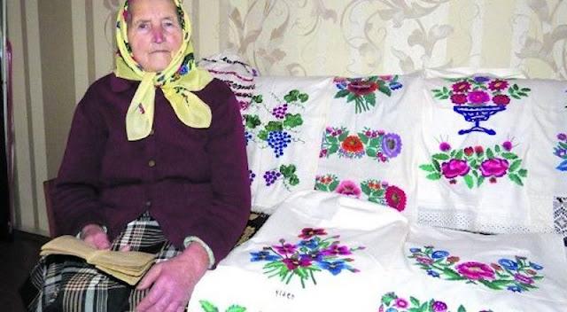 Ольгу Маковский расстреляли в 8 лет, но она смогла выжить и родила 10 малышей!