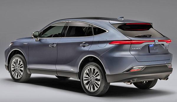 Burlappcar: 2021 Toyota Venza
