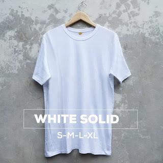 Toko Online Kaos Polos Combed Murah di Singaparna