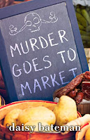 Murder Goes to Market Book Cover