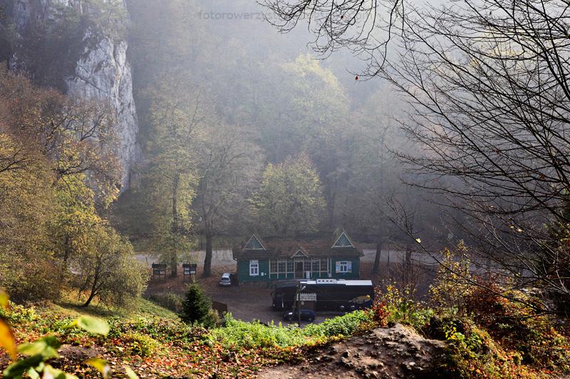 Ojców, Ojcowski Park Narodowy, małopolskie, Dolina Prądnika, zamek