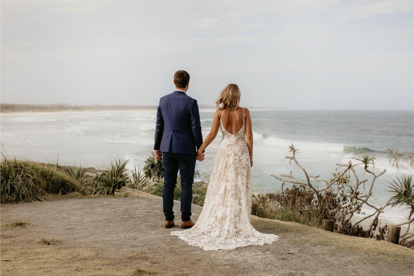 LOVE: SAMIRA AND TOM | OSTERIA WEDDING CASUARINA NSW