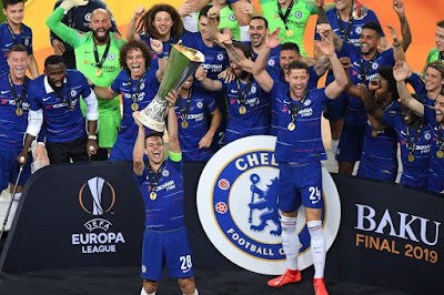 Highlight Chelsea 4-1 Arsenal, Final Europa League 2018/2019