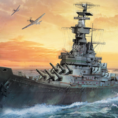 Download WARSHIP BATTLE 3D World War II For iPhone and Android APK