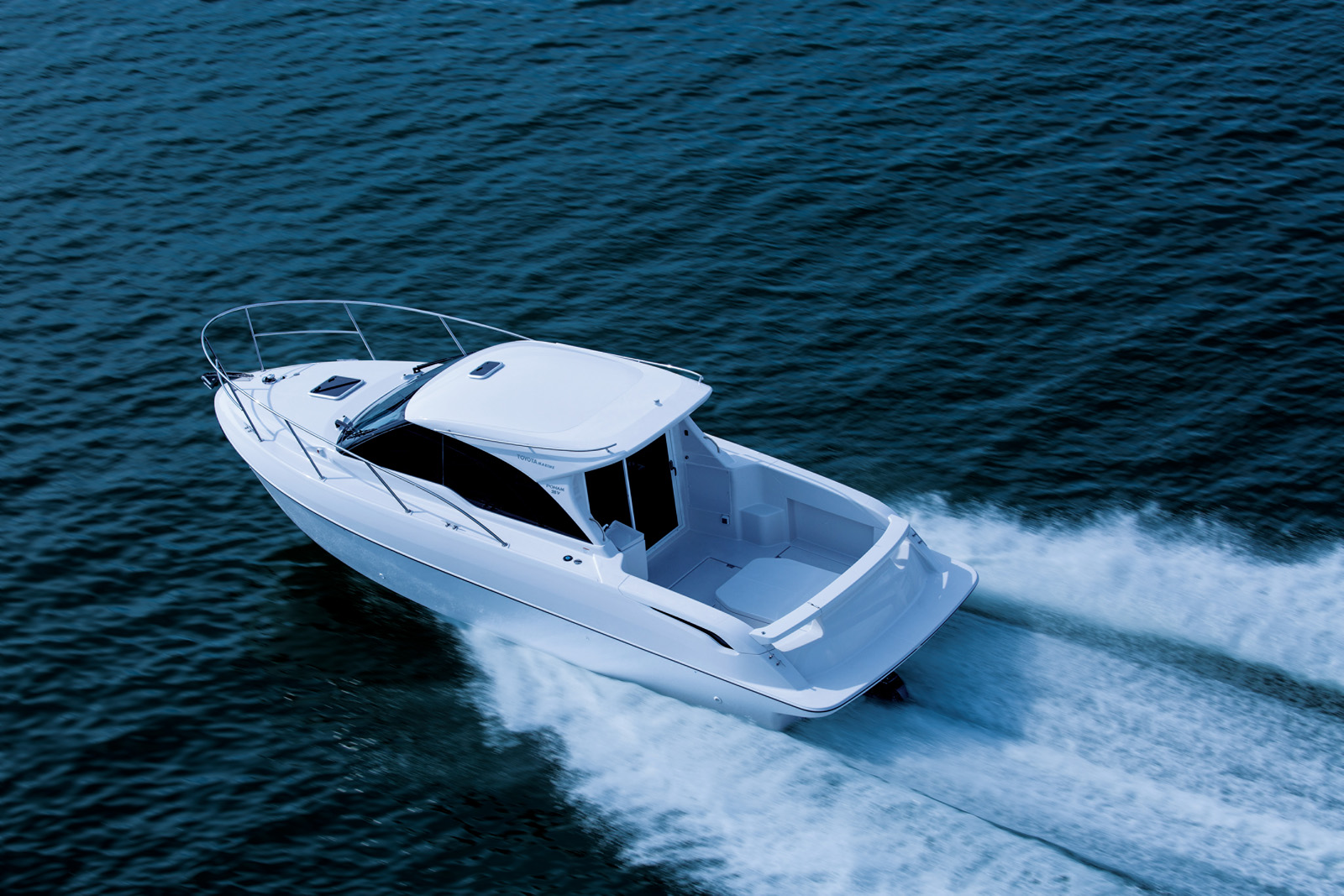 Toyota Hits The Water With New Ponam 28v Sport Cruiser