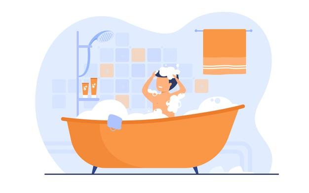 5 Cara Menjaga Kebersihan Tubuh