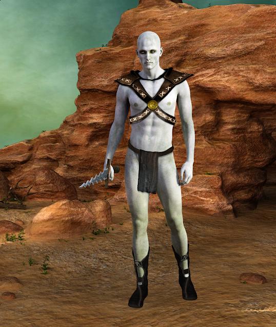 White Martian