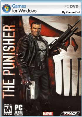 The Punisher (2005) Juego PC Full Español