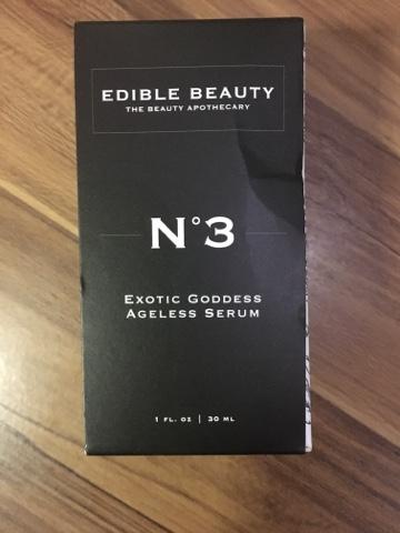 Edible Beauty