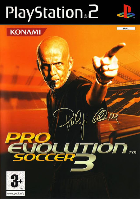 Pro Evolution Soccer 3 ps2 iso rom download