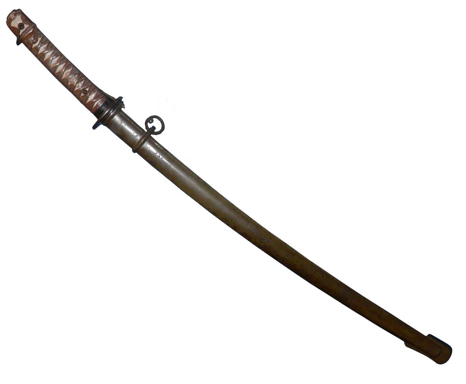Neko Random: A Look Into History: The Katana