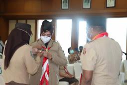 Widya Murad Ismail Terpilih Jadi Ketua Kwarda Gerakan Pramuka Maluku