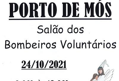 Colheita de Sangue - 24/10/2021
