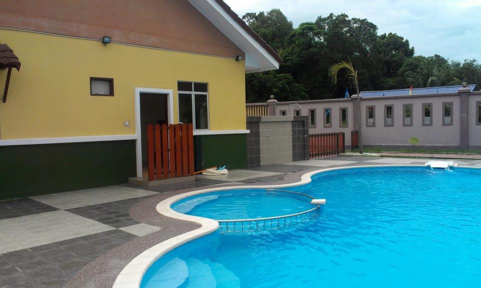 Chalethomestaydlangkawi bunglow homestay dan chalet - Homestay langkawi with swimming pool ...