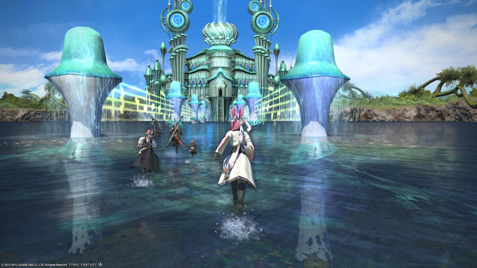 Review: Final Fantasy XIV: Shadowbringers (PC) - Digitally