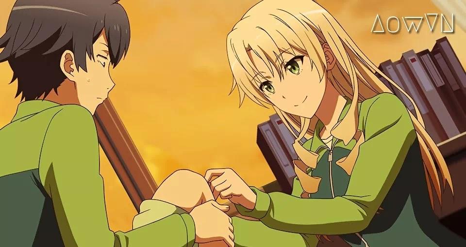 AowVN.org m%2B%25283%2529 - [ Anime 3gp Mp4 ] Yahari Ore no Seishun Love Comedy wa Machigatteiru BD SS1 + SS2 + OVA | Vietsub
