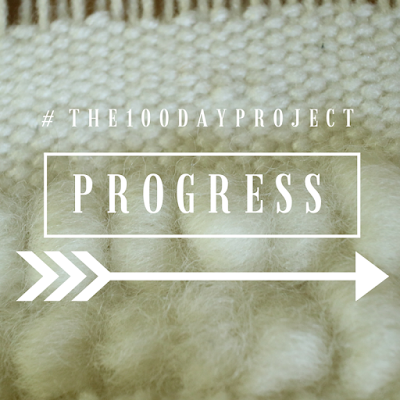 The 100 Day Project Progress