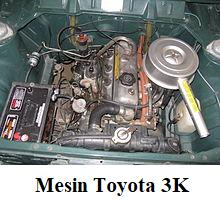 Mesin Kijang 3K