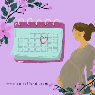 Cara Menghitung Usia Kehamilan Dan Menentukan HPL