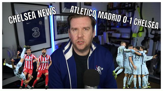 CHELSEA NEWS IN FIVE MINUTES | ATLETICO MADRID 0-1 CHELSEA | GIROUD S WONDER STRIKE WINS IT.