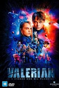 Valerian e a Cidade dos Mil Planetas (2017) Dublado 720p