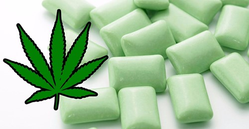 JUST TRY CANNABIS GUM FOR PAIN RELIEF !!