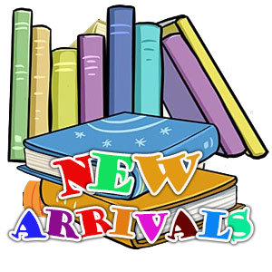 Library books - new arrivals