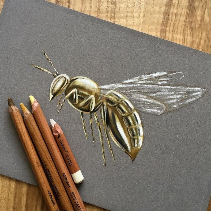 07-Gold-metal-wasp-Paul-Miller-www-designstack-co