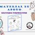 MATERIAL DE APOYO DEL 2DO. TRIMESTRE (DICIEMBRE A MARZO) PARA SEGUNDO GRADO, ciclo escolar 2020-2021.