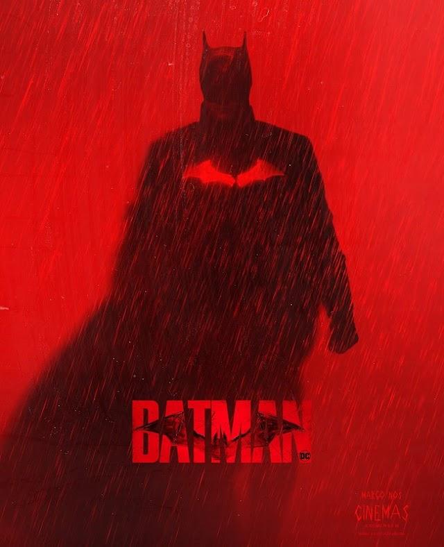 BATMAN | Filme com Robert Pattinson ganha novo trailer, cartaz e previsão de estreia!
