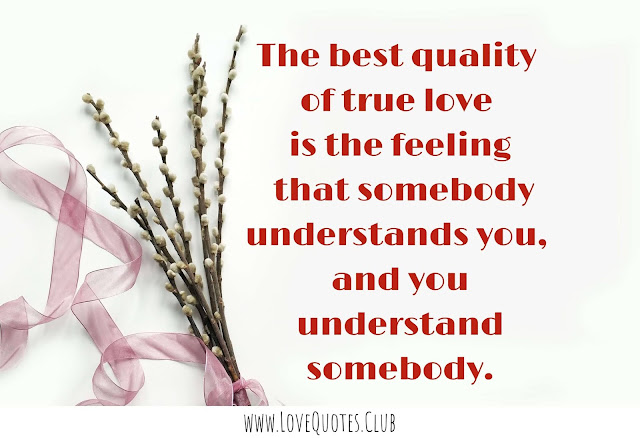 About true love quotes