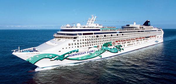 Nick's Cruise Corner: Norwegian Cruise Line Hull Art - Part 5