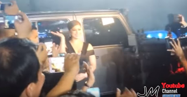 This Footage Clearly Shows How Much Angel Locsin Loves Her Fans!