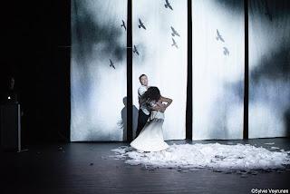 Mlle Julie #meurtre d'âme de Moni Greco d'après August Strindberg