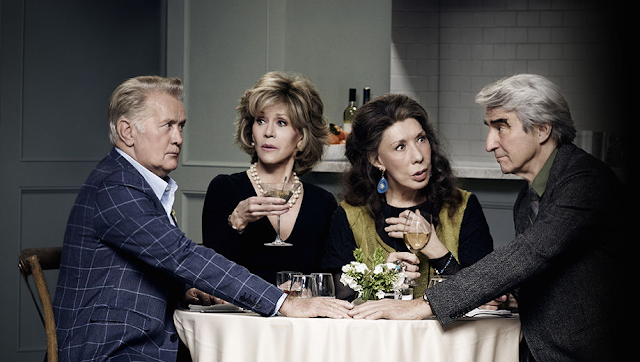 revue Grace and Frankie