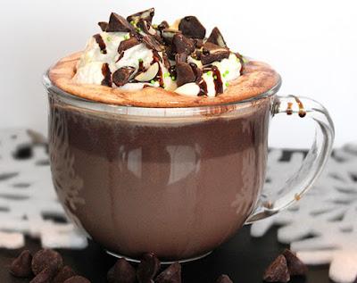 Cara paling mudah buat Hot chocolate dan sedap