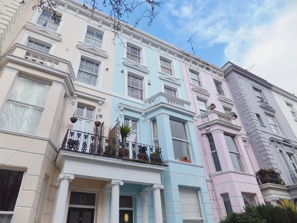 Londres London Notting Hill