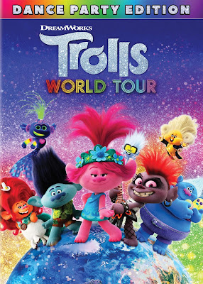 Trolls World Tour [2020] [DVD R1] [Latino]