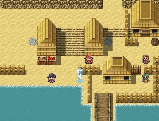 Kawaiian Punch!: Final Fantasy XI gets the 8-bit treatment