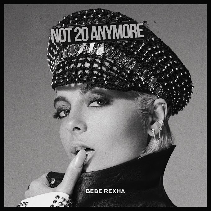 Bebe Rexha and her single Not 20 Anymore, something else to offer