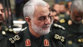 مسؤول إيراني: واشنطن غدرت بالعراق بقتلها لسليماني