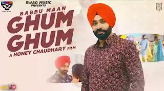 Ghum Ghum Lyrics - Babbu Maan