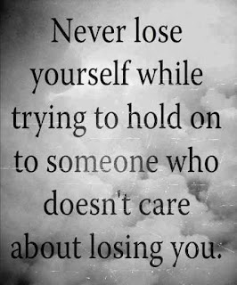 Never Lose Yourself Whatsapp DP Pic