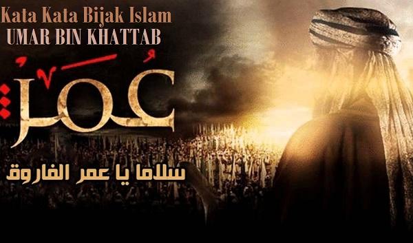kata bijak islam umar bin khattab