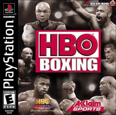 descargar hbo boxing psx mega